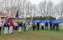 Inauguration jeu d'arc Beursault SUITE